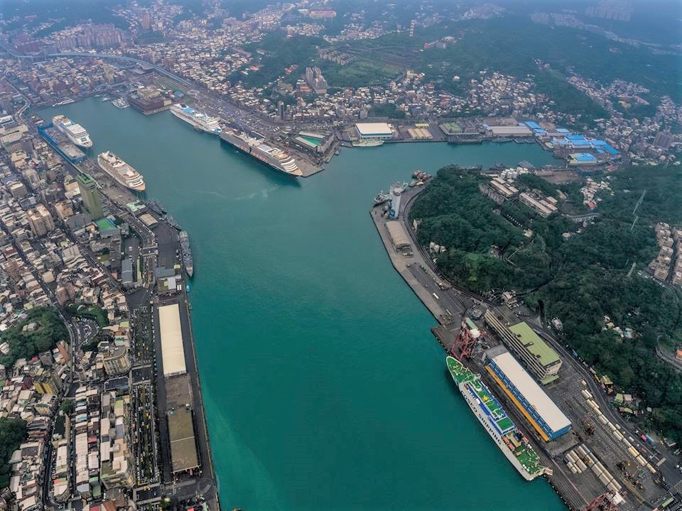 Port of Keelung's 1.09 Million Passengers in 2019 Set New, All-Time Record