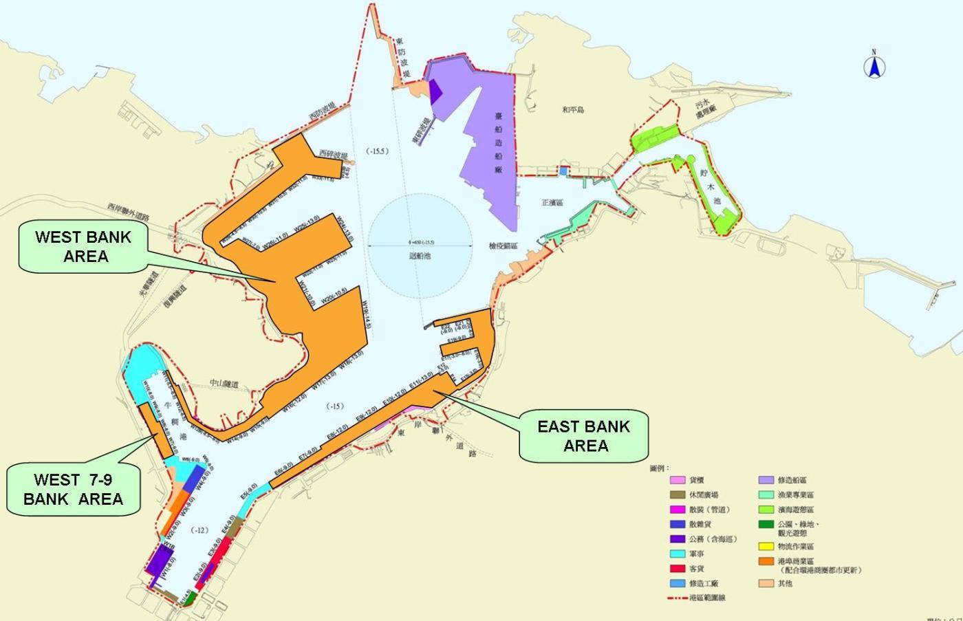 Taiwan International Ports Corporation Ltd Free Trade Zone