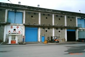 Area of Warehouse East 14 at the East Bank